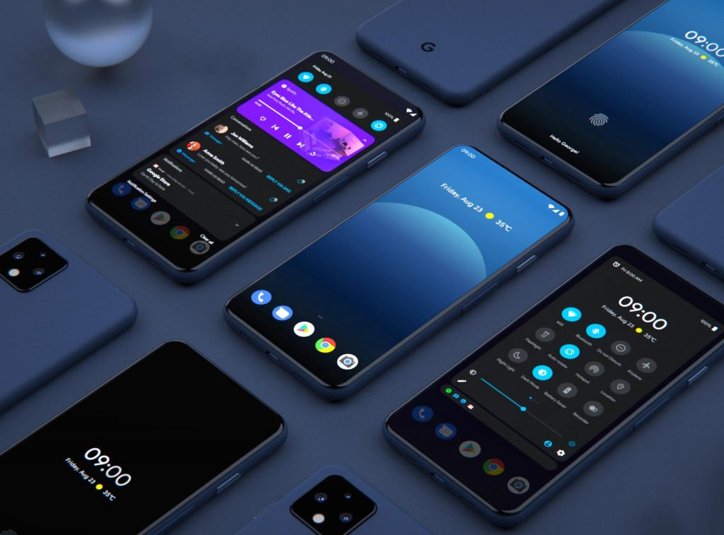 concepts Android