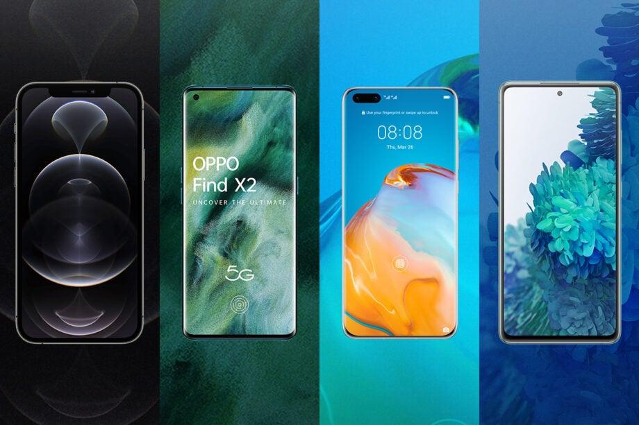 meilleurs smartphones sous android